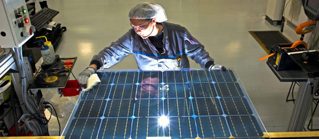 La promesa de los módulos fotovoltaicos bifaciales